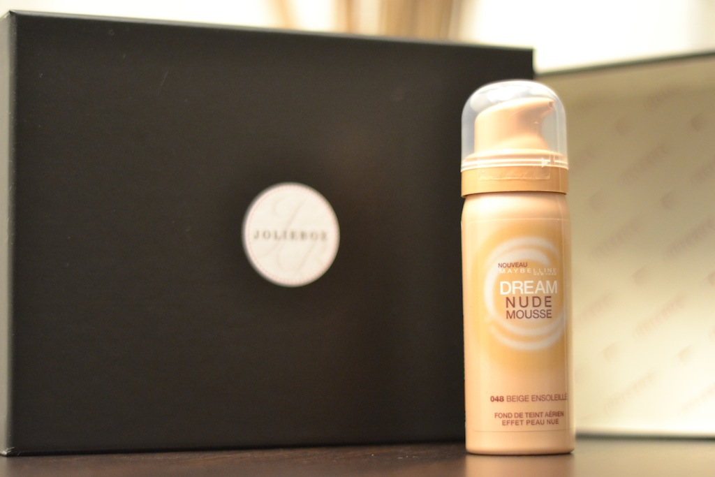 Dream nude mousse Gemey Maybelline