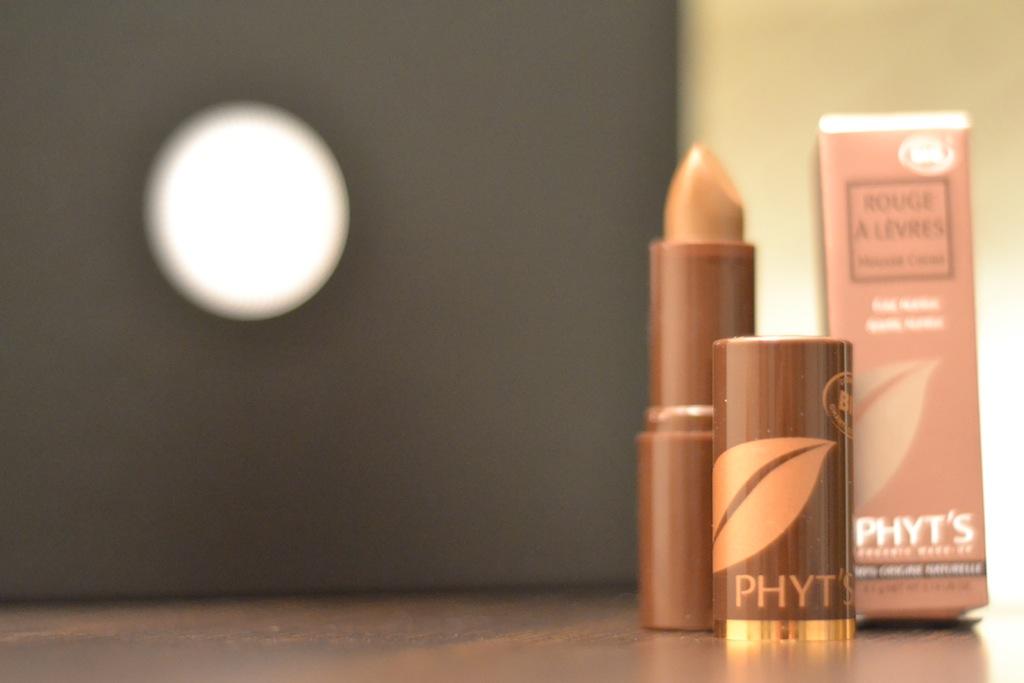 Rouge à lèvres Phyt's cacao
