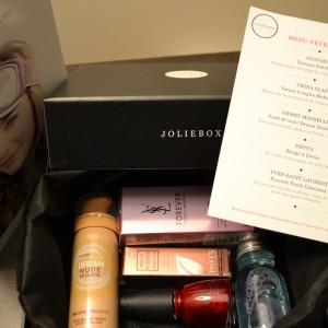 Joliebox de février