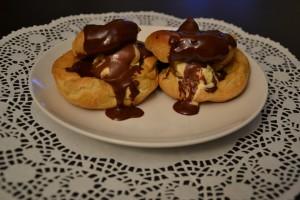 recette profiteroles chocolat