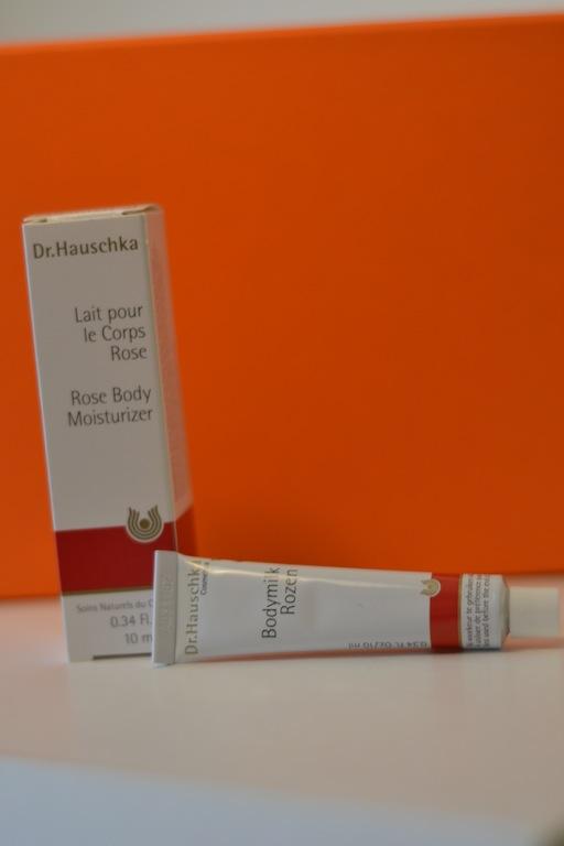 Lait corps Dr. Hauschka