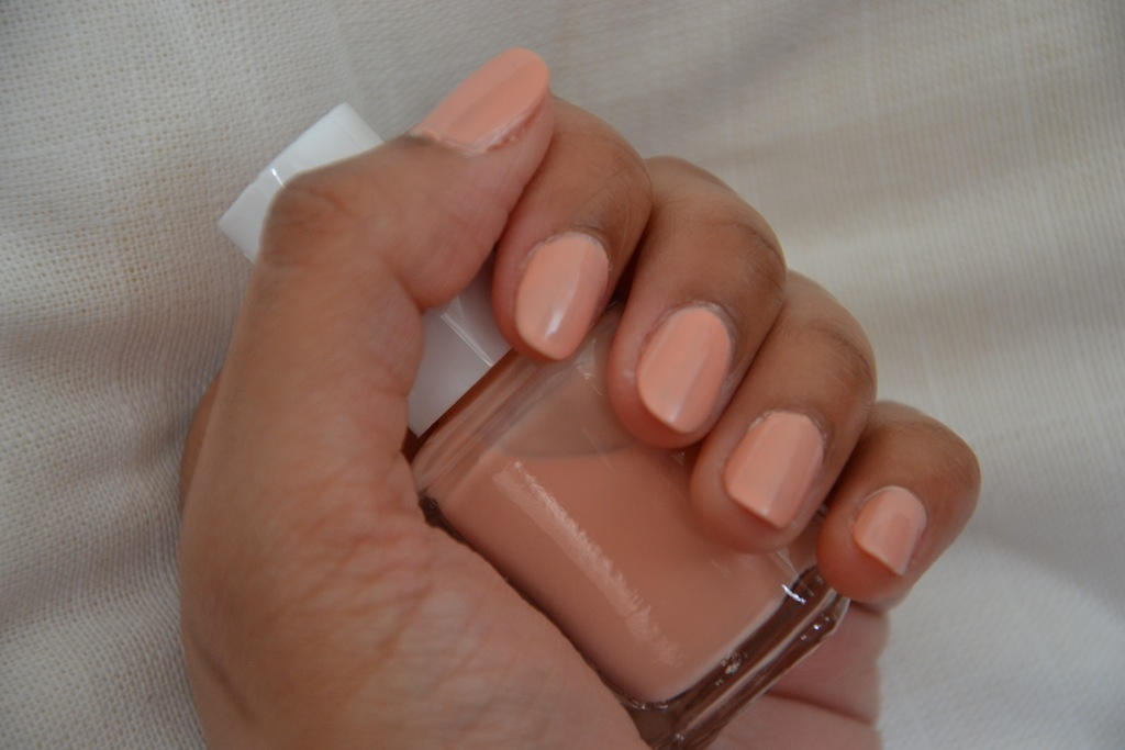a crewed interest essie