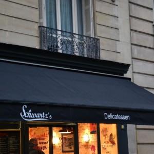 Schwartz's Deli: deli New Yorkais à Paris