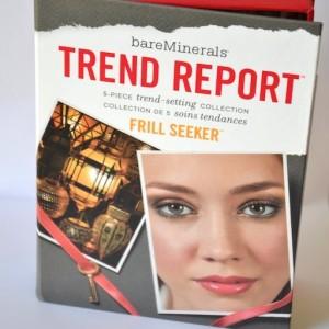 Spring makeup avec Trend Report de Bare Minerals