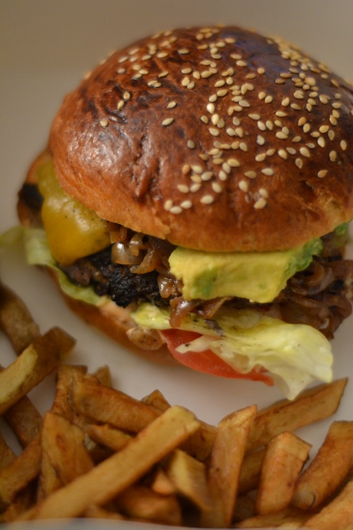 cali classic burger