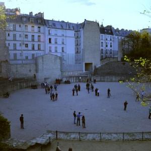 Les arènes de Lutèce à Paris: saut dans le temps