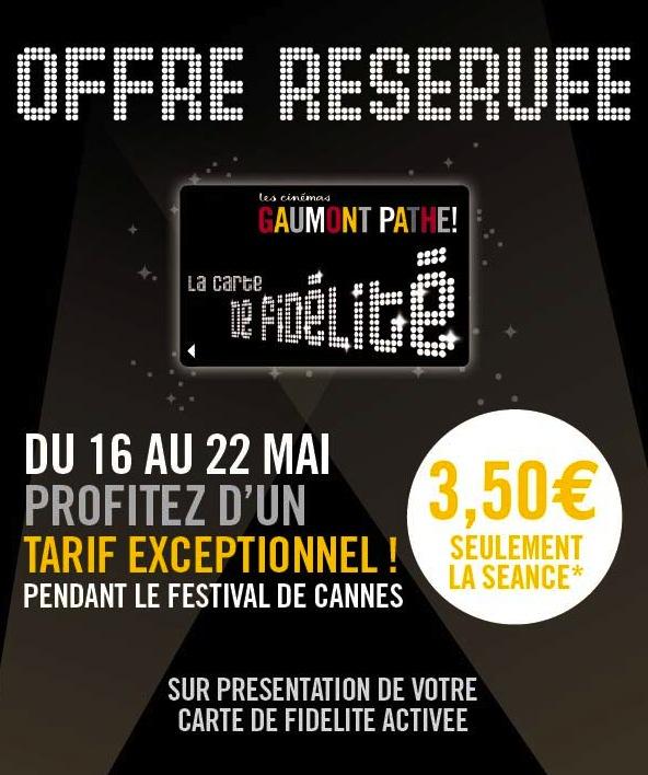 offre promo gaumont pathé