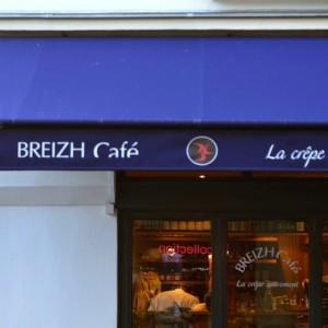 Breizh Café: les meilleures crêpes de Paris