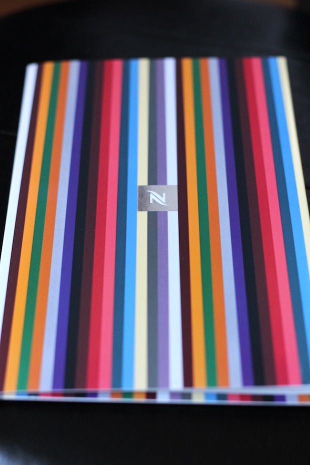 Courrier Nespresso Petites choses #48