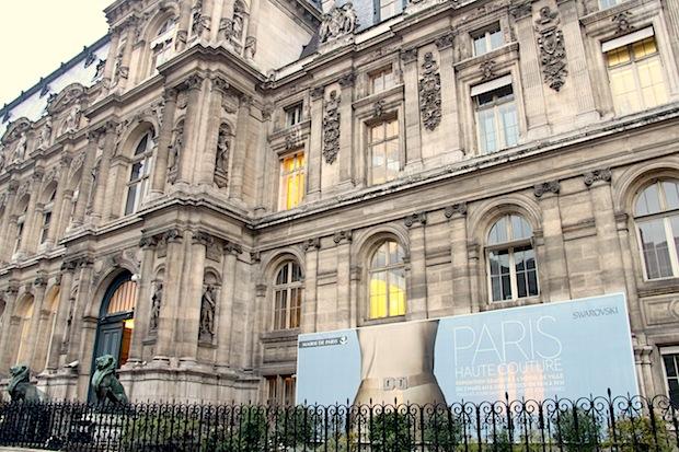 Exposition Paris Haute Couture