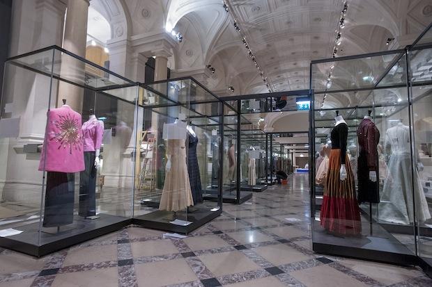 Paris Haute Couture Exposition