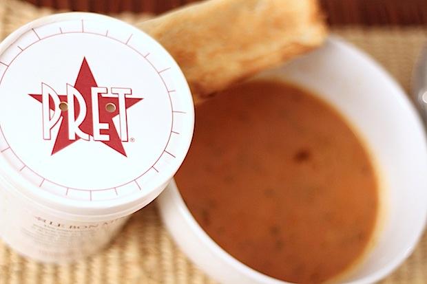 Soupe Prêt à manger