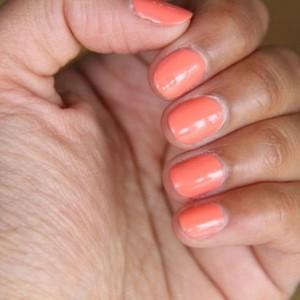Le printemps sur mes ongles