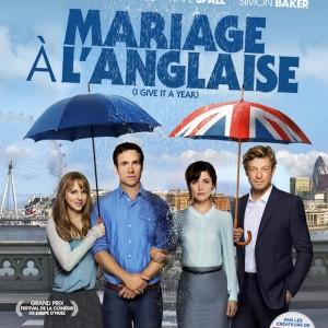 [Critique] Mariage à l'anglaise / I Give it a Year (Concours terminé)