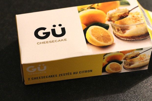 Gu cheesecake