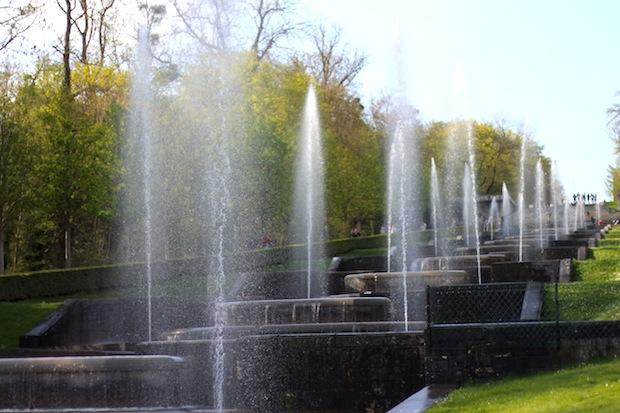 Parc de Sceaux fontaines