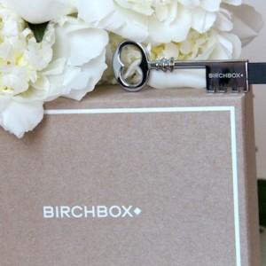 Découverte de Birchbox