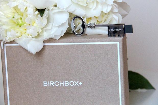 Birchbox clé USB