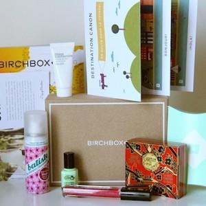 Birchbox juin (Concours terminé)
