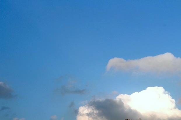 Cloudy Paris