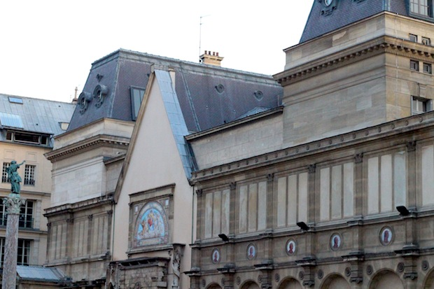 Ecole nationale des beaux arts Paris