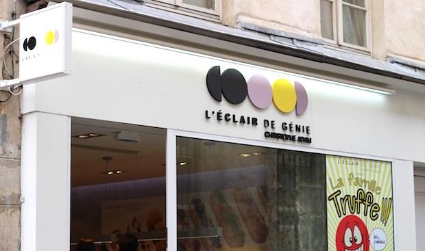 L'éclair de génie Paris-10