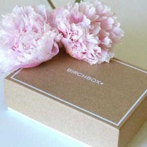 Birchbox juillet