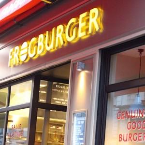 Frogburger: burgers et bière à Paris
