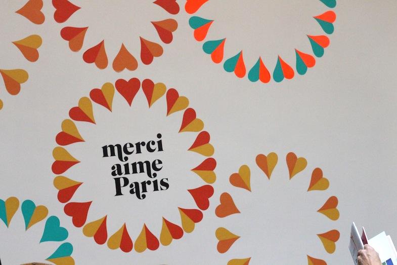 Soirée Merci Paris