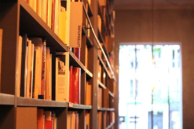Used Book Cafe Merci