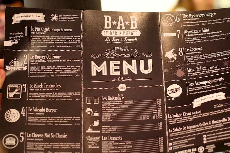 Le Bar à Burger-1
