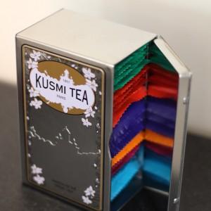 Les coffrets Kusmi Tea (concours terminé)