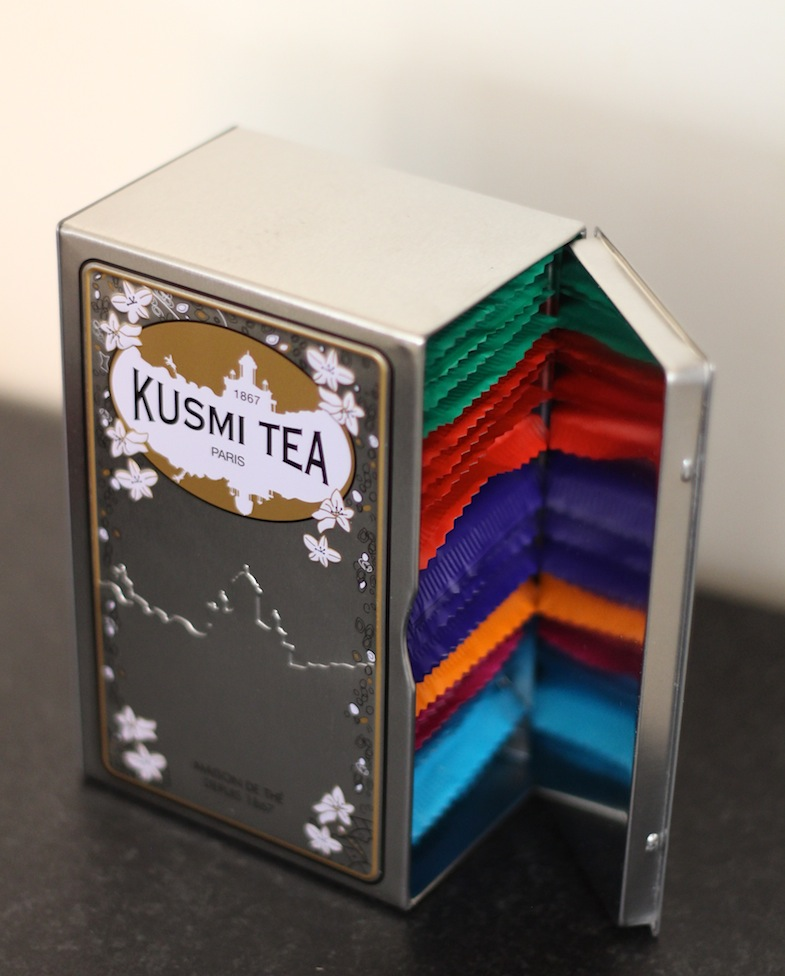 Coffret Kusmi Tea-5