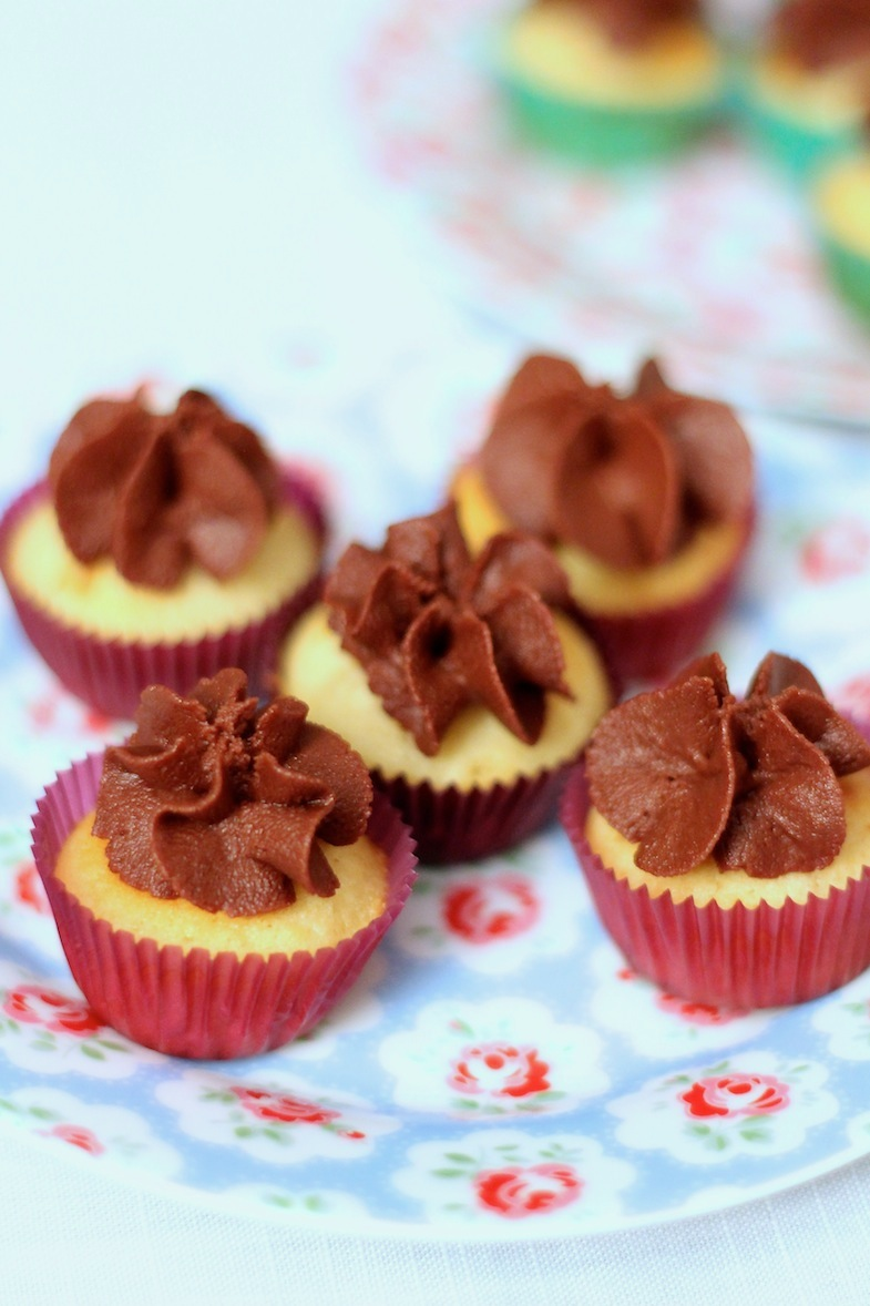 Cupcakes chocolat-noisette-7