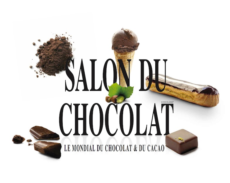 Affiche Salon du Chocolat 2013 Paris