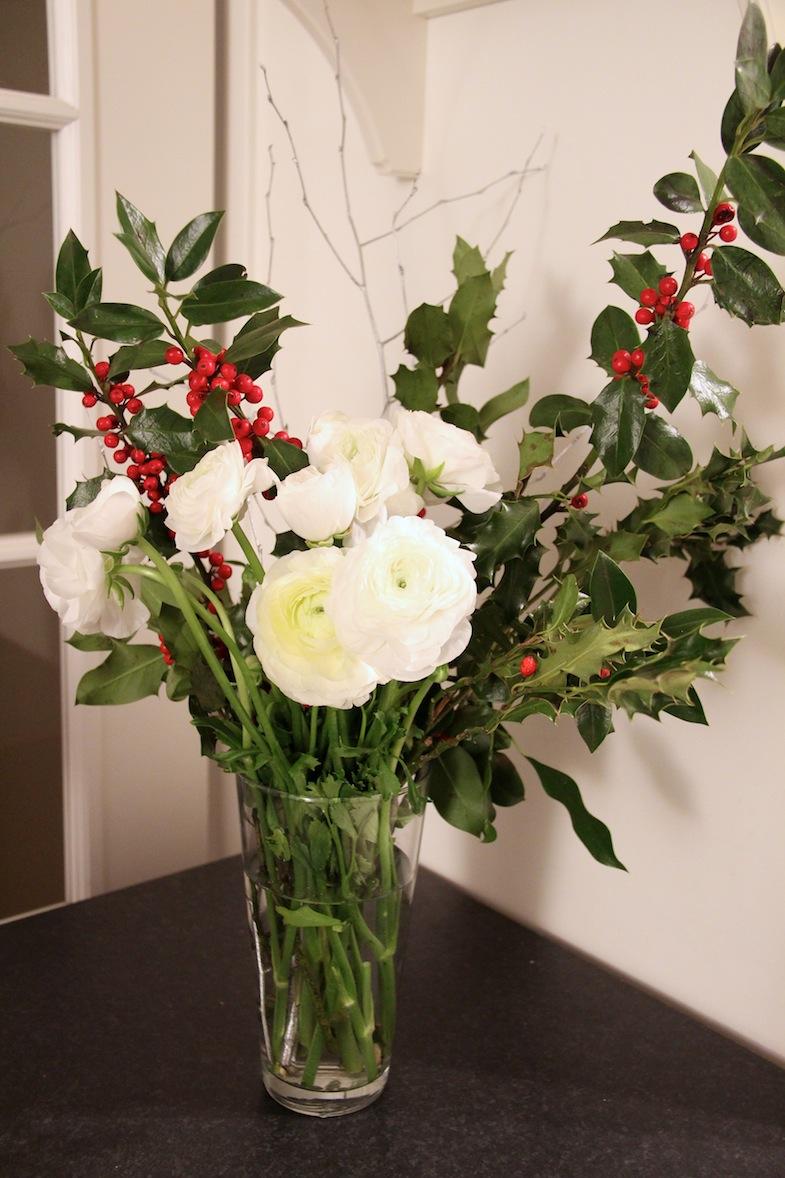 Fleurs renoncules