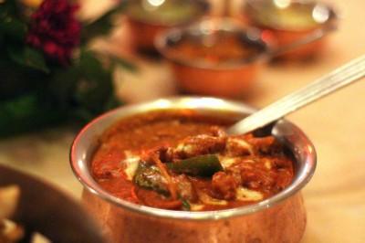 Restaurant Le Tandoor Ile Maurice curry