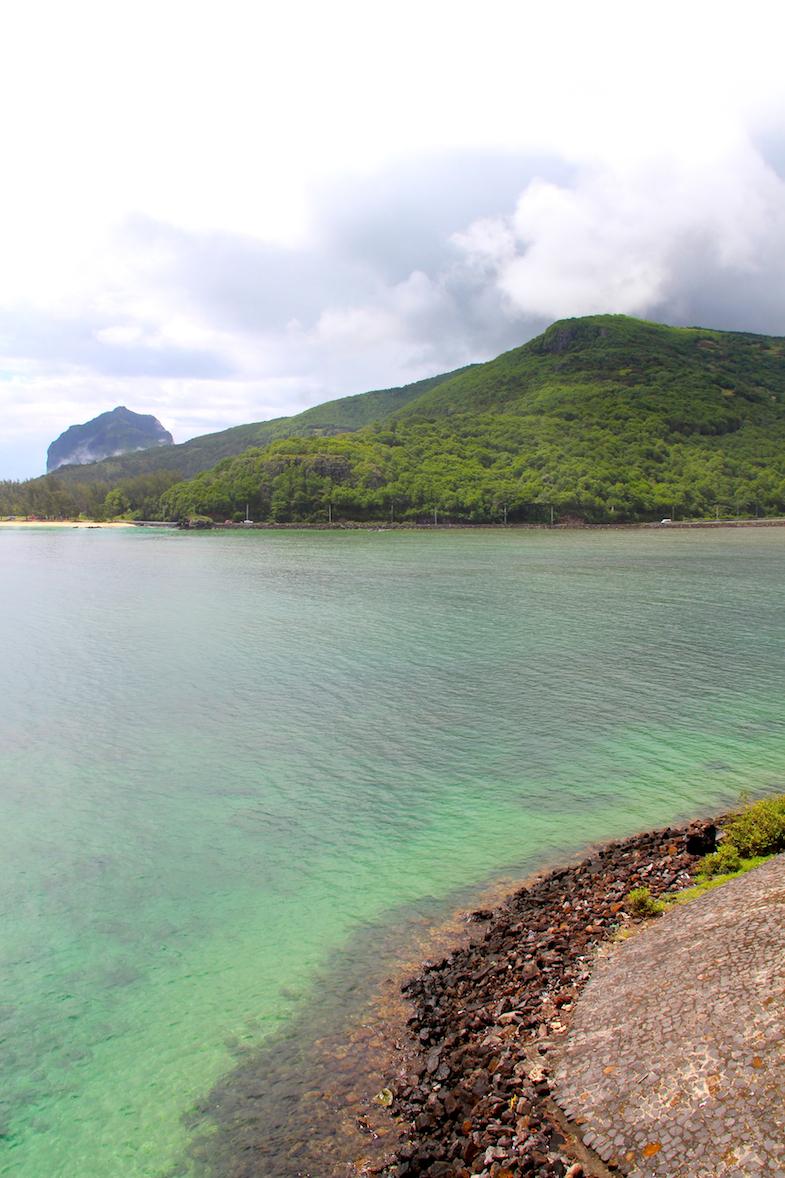 Vue Macondé Ile Maurice