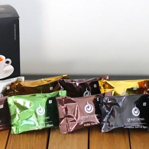 Les capsules de café Gourmesso