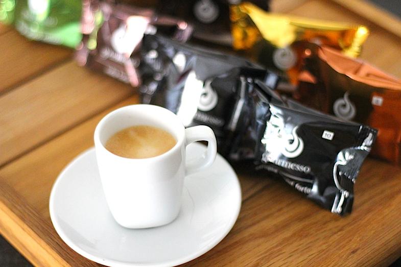 Capsules cafe Gourmesso-6