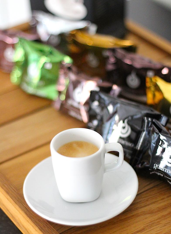 Capsules cafe Gourmesso-7