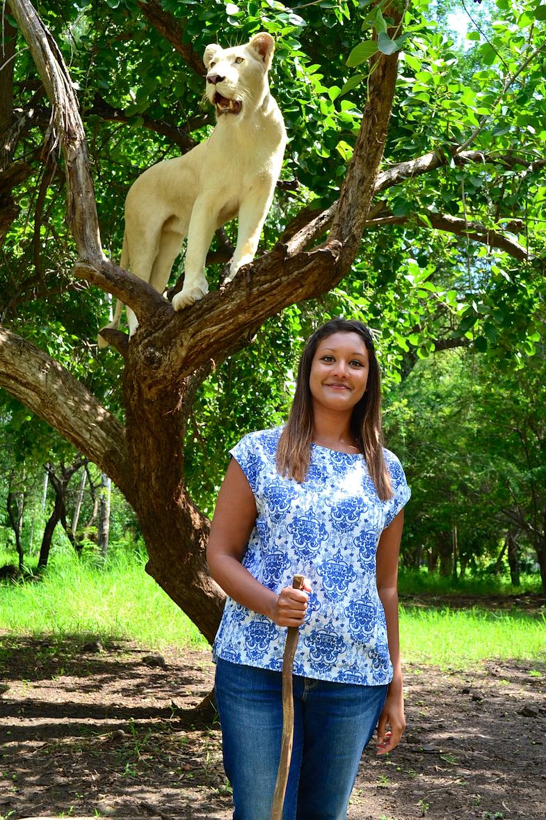 Marche avec les lions Casela-4
