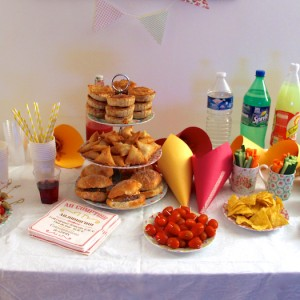Birthday Cocktail Party (Apéritif dinatoire)