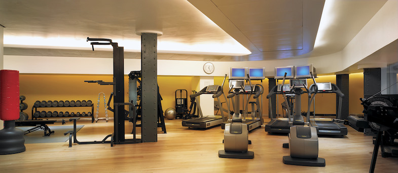 Hotel One Aldwych London-Londres Gym