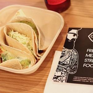 Une nouvelle adresse de Mexican street food: Chido