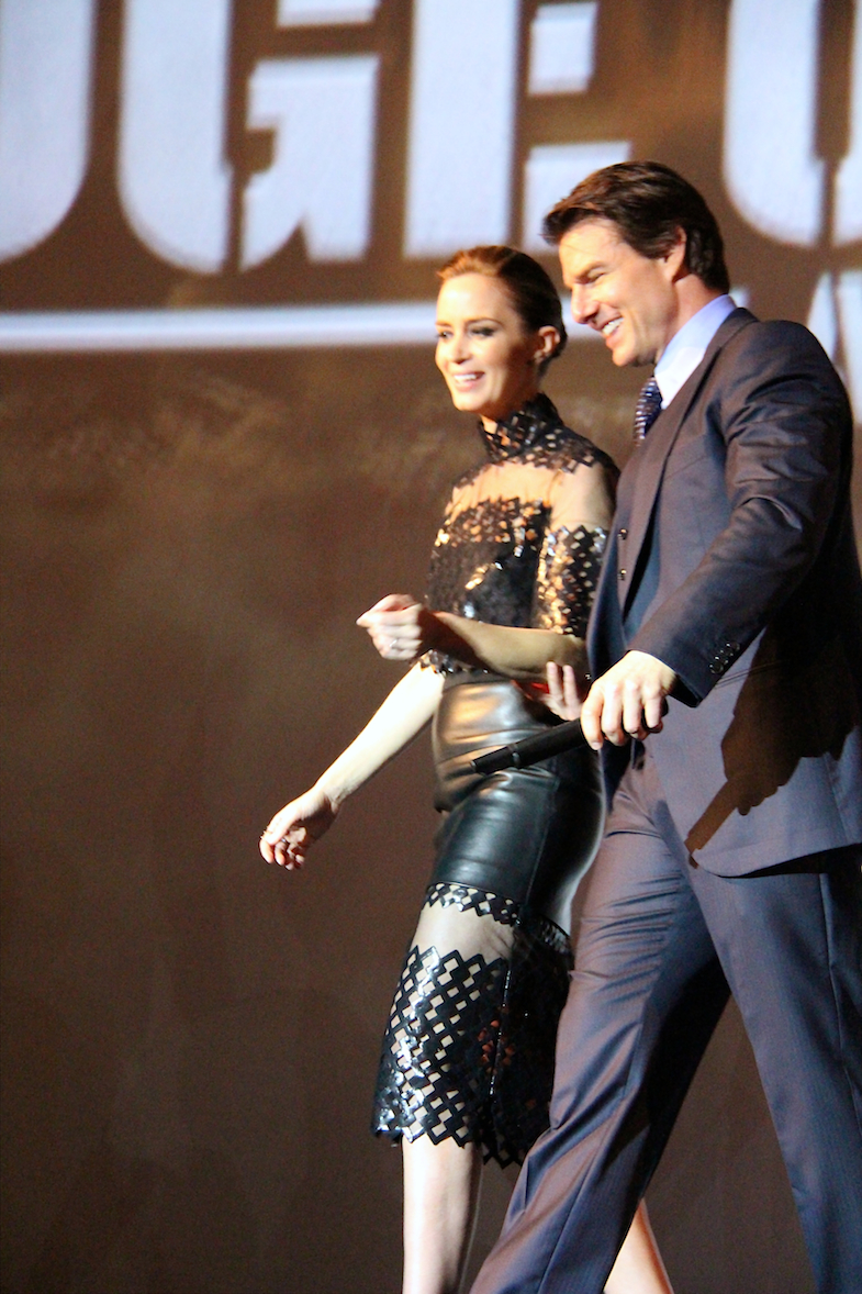 Avant-premiere Edge of Tomorrow Paris Tom Cruise-1