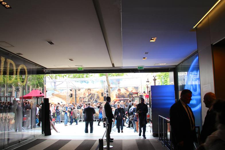 Avant-premiere Edge of Tomorrow Paris Tom Cruise-11