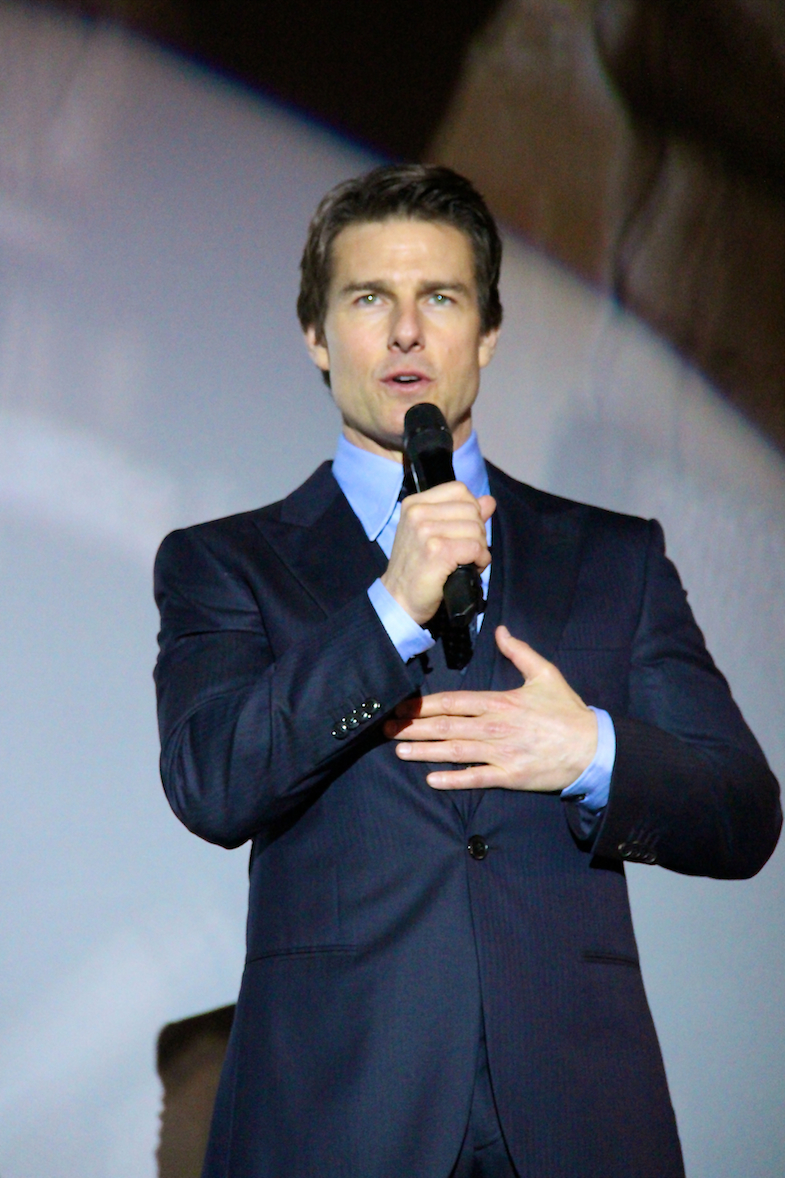 Avant-premiere Edge of Tomorrow Paris Tom Cruise-2