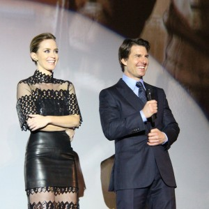 [Critique & photos de l'avant-première] Edge of Tomorrow
