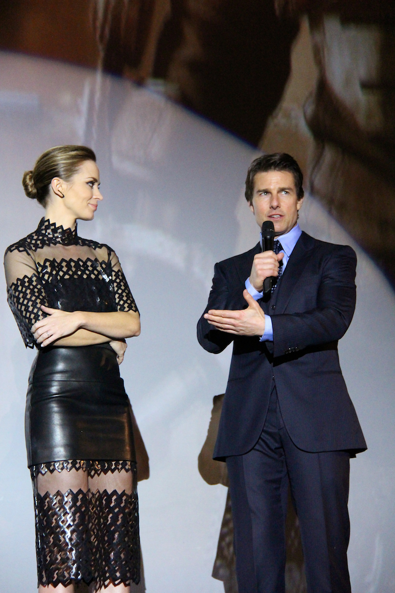 Avant-premiere Edge of Tomorrow Paris Tom Cruise-4